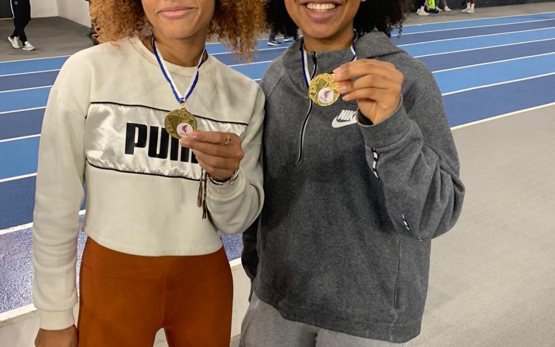 Championnats Départementaux en Salle 2019